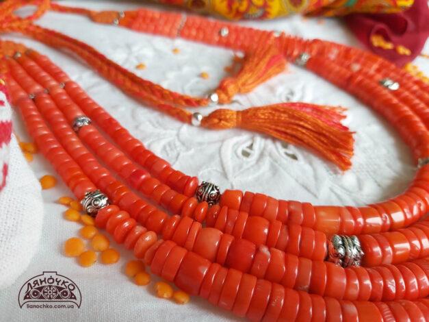 оранжеві корали