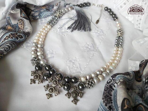 перлини зі згардами